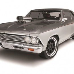 CHEV-XXL: Chris Redman's 1966 Chevy Chevelle