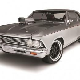 CHEV-XXL: Chris Redman's 1966 Chevy Chevelle