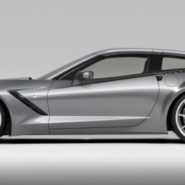 Corvette Wagon in the Works for 2016?