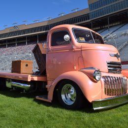 Atlanta Motorama: Greg Saunders' 1941 Chevy Cab-Over