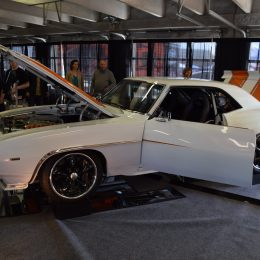 Atlanta Motorama: World's Only Two-Engine 1969 Camaro