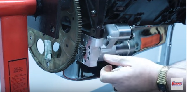 Video: Installation Tips for Mini High-Torque Starters on GM Engines on toyota starter wiring diagram, mustang starter wiring diagram, 1977 corvette starter wiring diagram, pontiac starter wiring diagram, john deere starter wiring diagram, geo starter wiring diagram, gmc starter wiring diagram, motor starter wiring diagram, f150 starter wiring diagram, porsche 911 starter wiring diagram, dodge starter wiring diagram, powermaster starter wiring diagram, chrysler starter wiring diagram, international starter wiring diagram, hi-torque starter wiring diagram, oldsmobile starter wiring diagram, 1976 corvette starter wiring diagram, mgb starter wiring diagram, jeep grand cherokee starter wiring diagram, mitsubishi starter wiring diagram,
