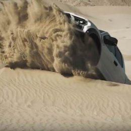 Video: Watch a 2017 Ford Raptor Tear Through the Desert with a Chip on its Shoulder