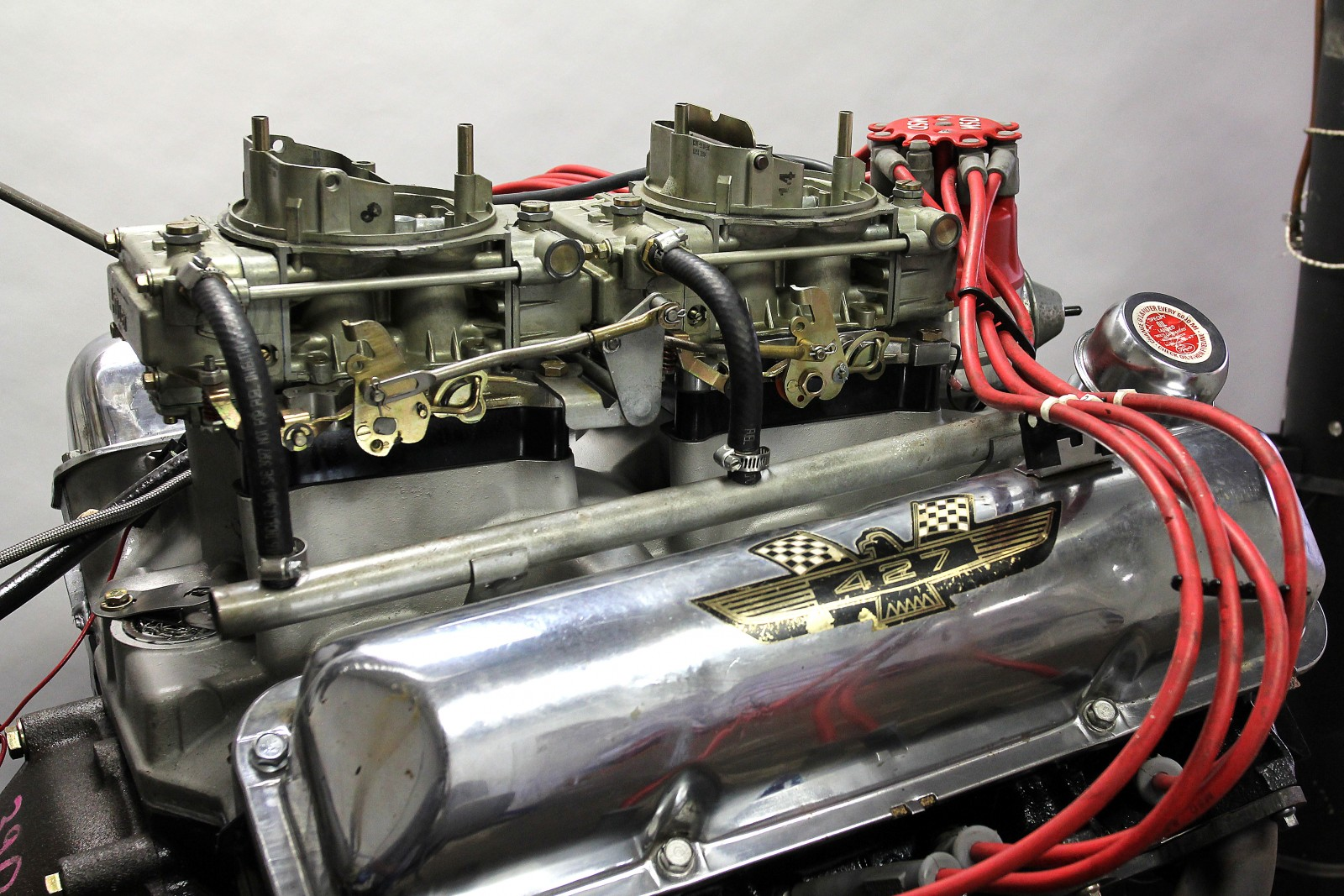 Reviving the Top-Oiler: Stuffing Big Cubic Inches into a 427