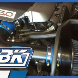Video: Installing a BBK Air Intake Kit on 2015-16 Ford Mustang