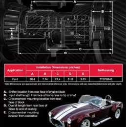 Tremec Tutorial: A Quick Guide to Tremec Transmissions and Shifters