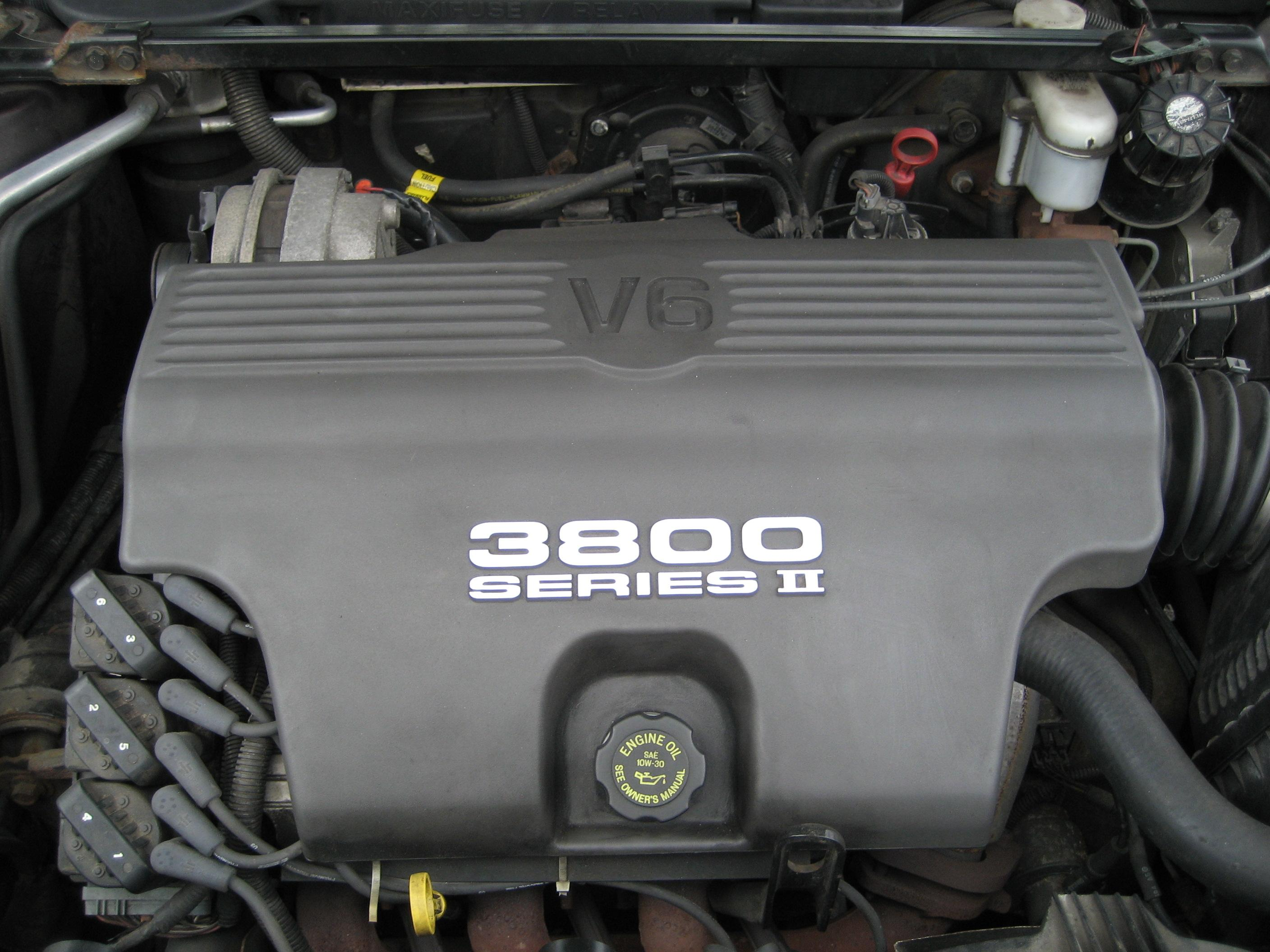 Gm Series Naturally Aspirated on 1999 Buick Lesabre Power Steering