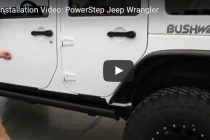 Video: Installing AMP Research PowerSteps on a Jeep Wrangler Unlimited