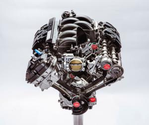 Ford 5.2L Flat-Plane V8
