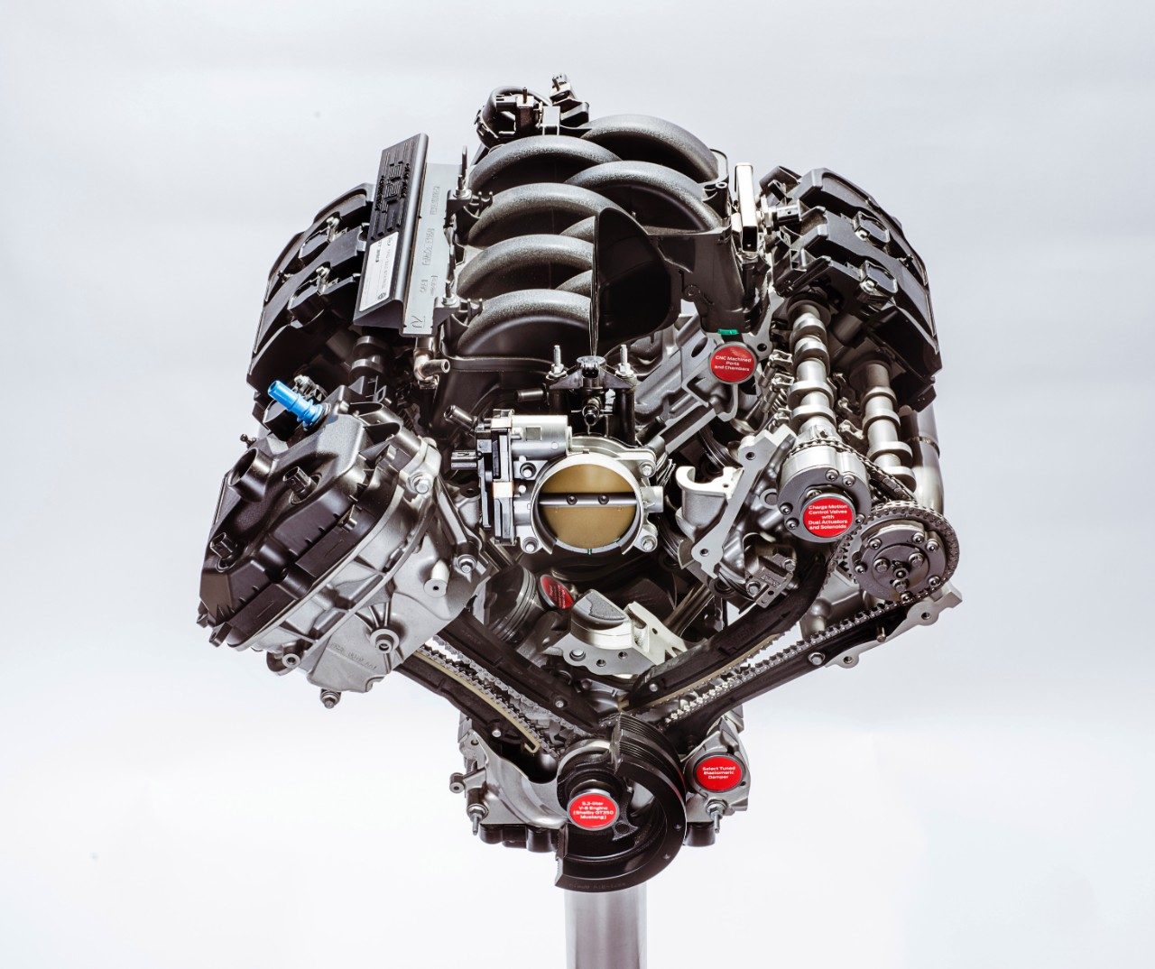 The New Lt1 V8 5th Generation Gm Small Block That Will: Power(plant) Rankings: We Unveil Your Top 10 American