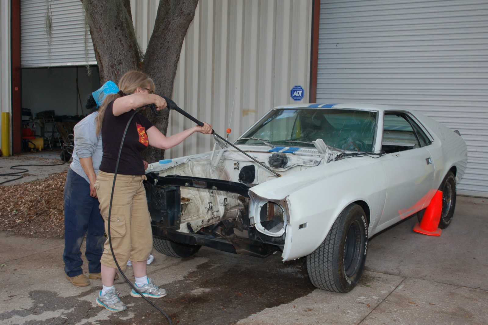 Terrific The Valkyrie Project Restoring A Road Race 1969 Amx Onallcylinders Wiring Cloud Toolfoxcilixyz