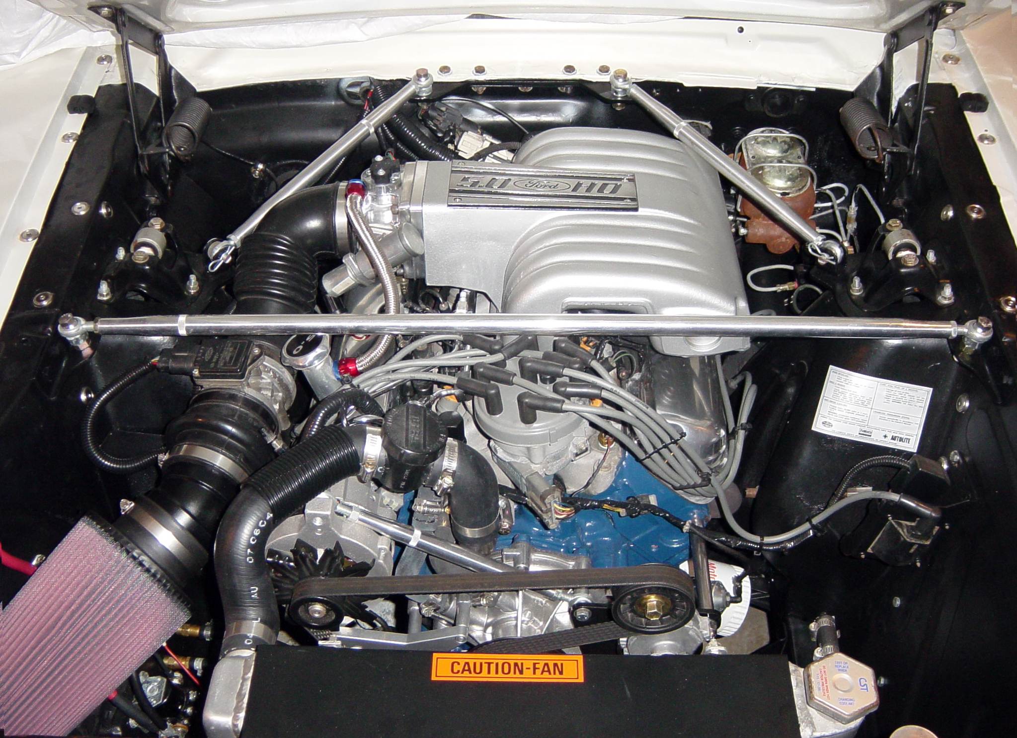 The Top 10 American Performance Engines of the Last 30 Years   5      Ford    EFI 50L HO