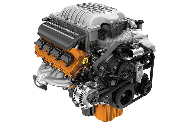 The Top 10 American Performance Engines of the Last 30 Years (#2