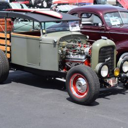 "Super Summit 2016: Jan Snedaker's ""Homemade"" 1927 Studebaker"