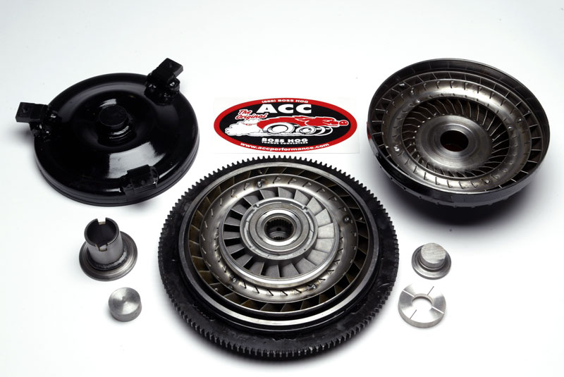 All About Stall (Part 4): How Vehicle Weight and Gear Ratio