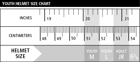 Youth_Helmet_Size_Chart - Simpson