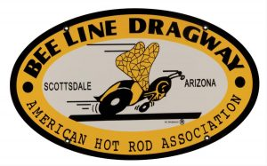 bee line dragway sign