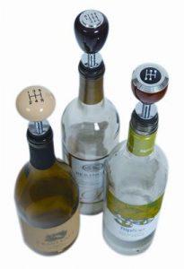 shift knob bottle stoppers