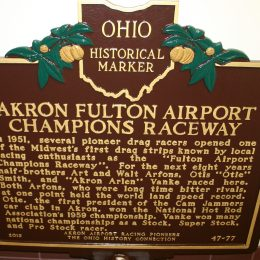 Ohio to Honor Drag Legends Arfons, Smith & Vanke with Special Historical Marker