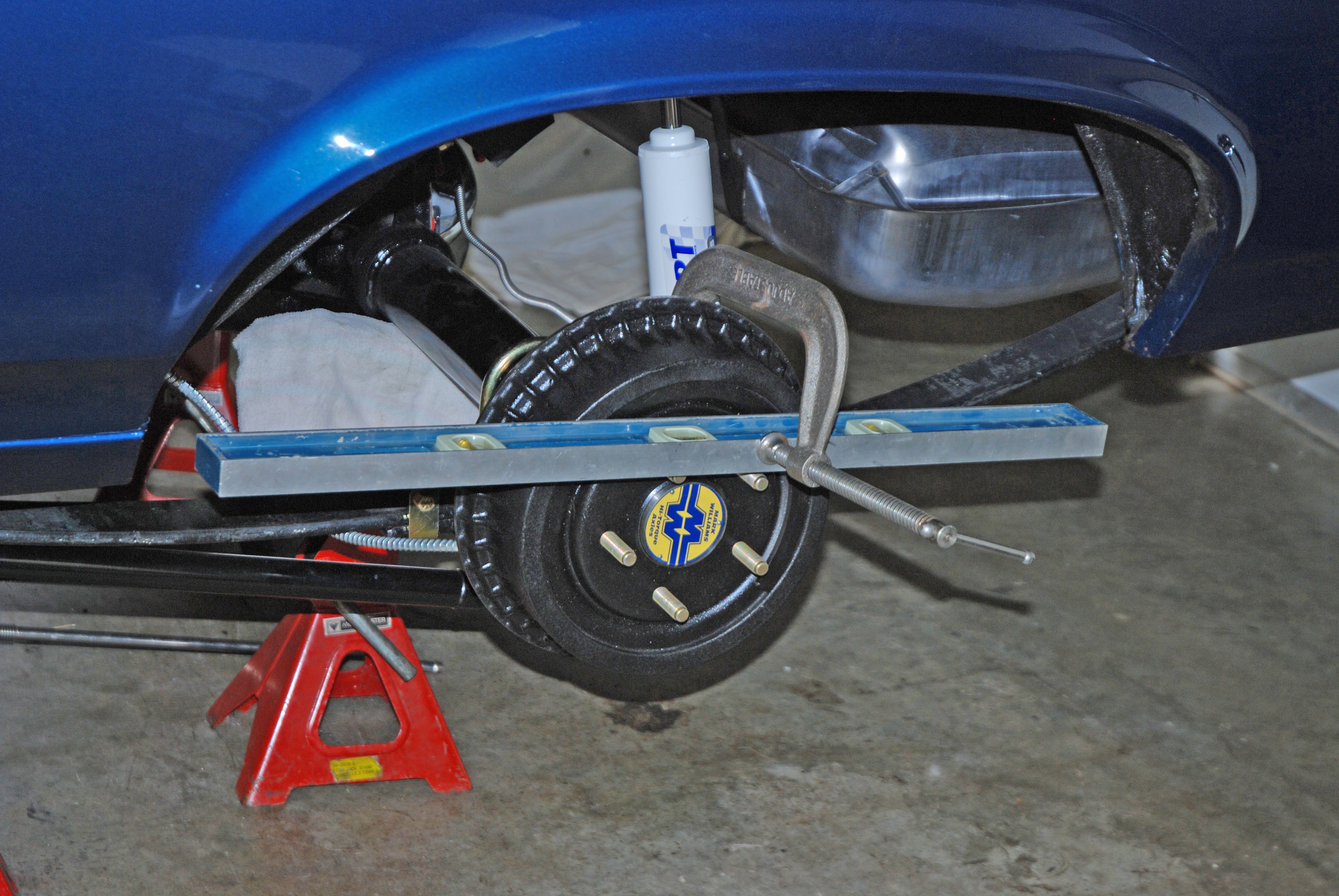 15 Inch Tires >> Big Tire Tech: How to Stuff the Back of Your Car with Big ...