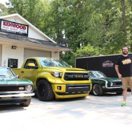 Catching Up with Rutledge Wood and the Hot Rod Power Tour