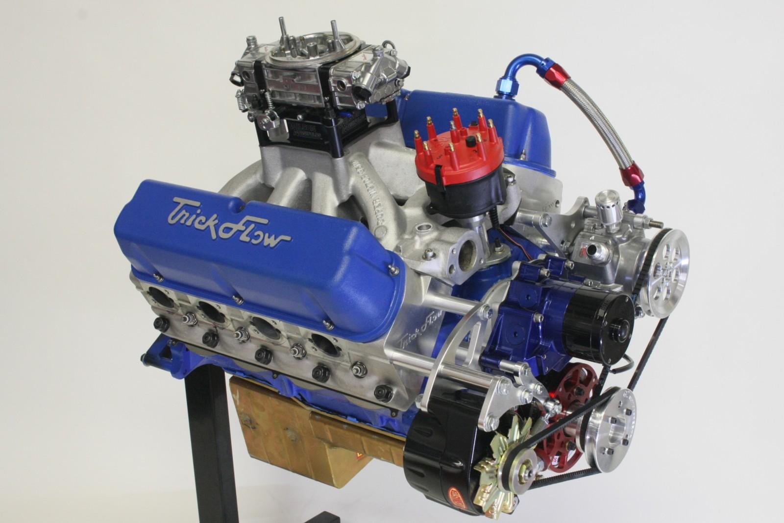 The Wonder Windsor: Hardcore Horsepower's 735 HP Small Block