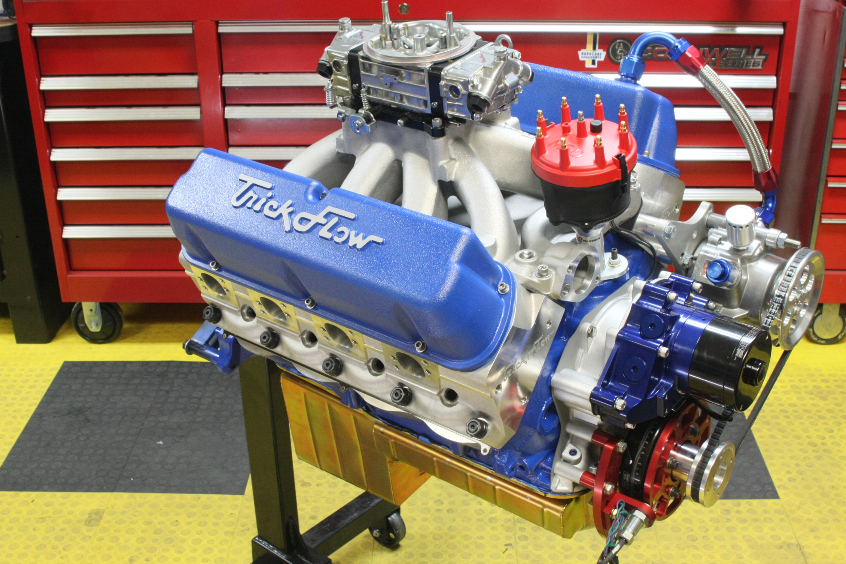 The Wonder Windsor: Hardcore Horsepower's 735 HP Small Block Ford