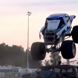 Video: BIGFOOT Driver Jim Kramer Reflects on 37 Years of Driving Monster Trucks