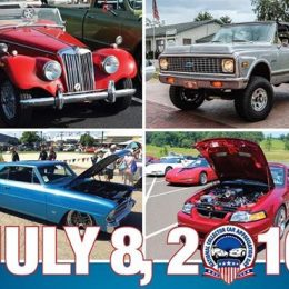 Find A Complete List of 2016 Car Collector Appreciation Day Events Here!