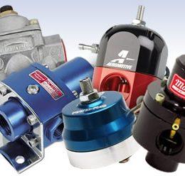 Monday Mailbag: Return vs. Non-Return Style Fuel Pressure Regulators