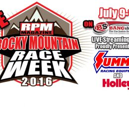 Live Coverage: Rocky Mountain Race Week 2016