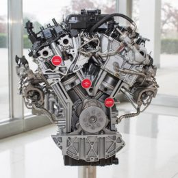 2017 Ford F-150 EcoBoost V6 to Make 375 HP and 470 Ft.-Lbs. of Torque