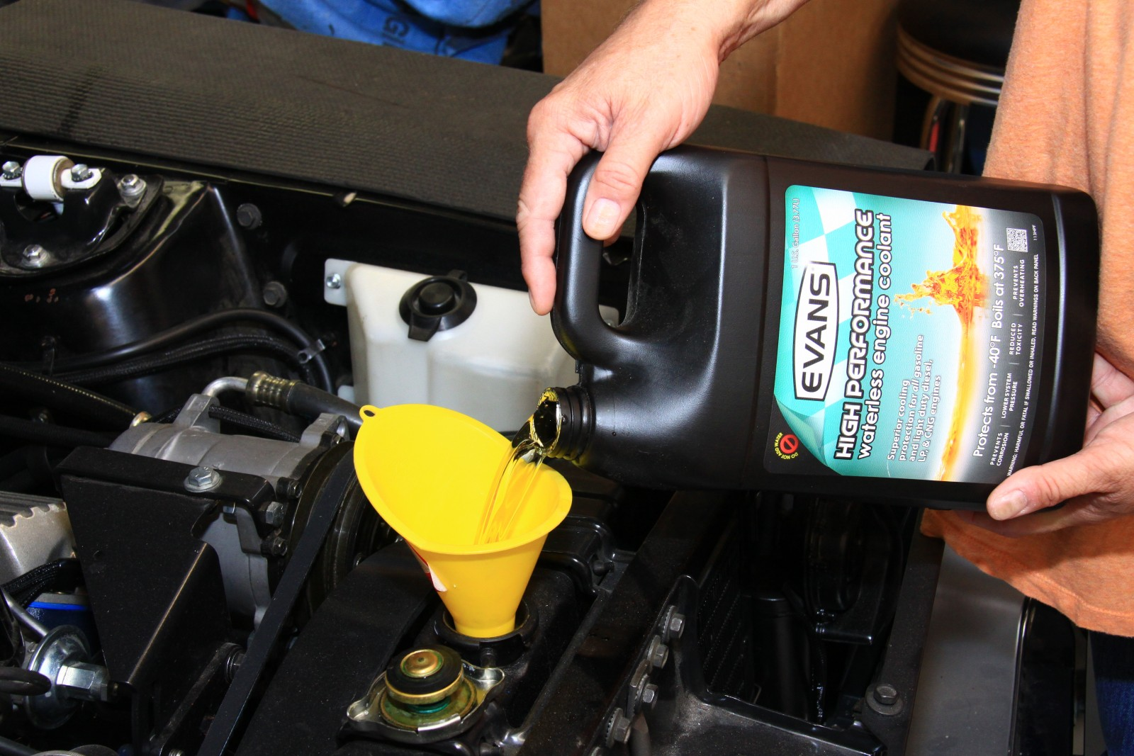 9 Cooling System Myths And Mistakes Plus Helpful Tips Jeep Engine Coolant Overflow Hose