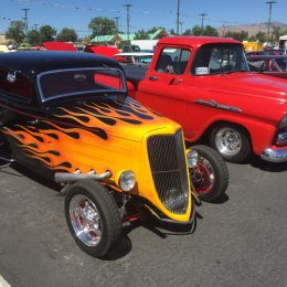 Photo Gallery: Hot August Nights Grand Sierra Resort/Atlantis Car Shows