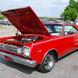 Attend one of NGMC's cruise-ins and you may spot this '67 Plymouth Satellite.