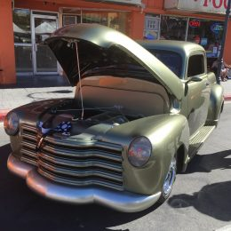 Hot August Nights Mini-Feature: Dermie Close's 1948 Chevrolet Pickup