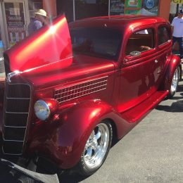 HAN Mini-Feature: Larry Soto's 1935 Ford Slant Back Becomes Last Finalist for Summit Racing Downtown Reno Show-n-Shine Award