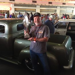 "Close's '48 Chevrolet ""Dream Truck"" Named Hot August Nights Downtown Reno Show-n-Shine Grand Champion"