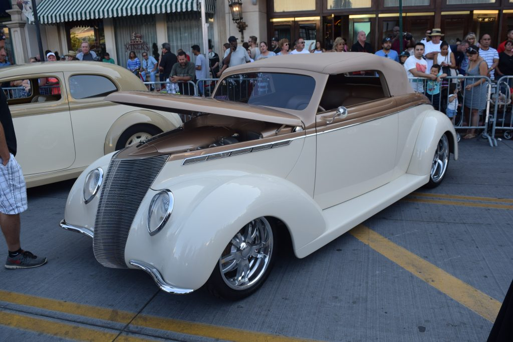 '37 Ford Convertible