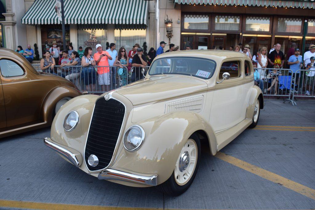 '38 Alfa Romeo 2-Door