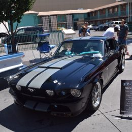 Hot August Nights Mini-Feature: Les Stuart's 1967 Ford Mustang GT500