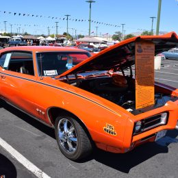 Photo Gallery: Flexing Some Muscle at Hot August Nights in Reno
