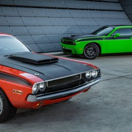 The Dodge Challenger T/A and Dodge Charger Daytona are Back