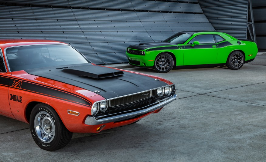 The Dodge Challenger T A And Dodge Charger Daytona Are Back