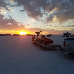 Bonneville Speed Week Update: Thompson Breaks Record; Carbinite LSR on Cusp