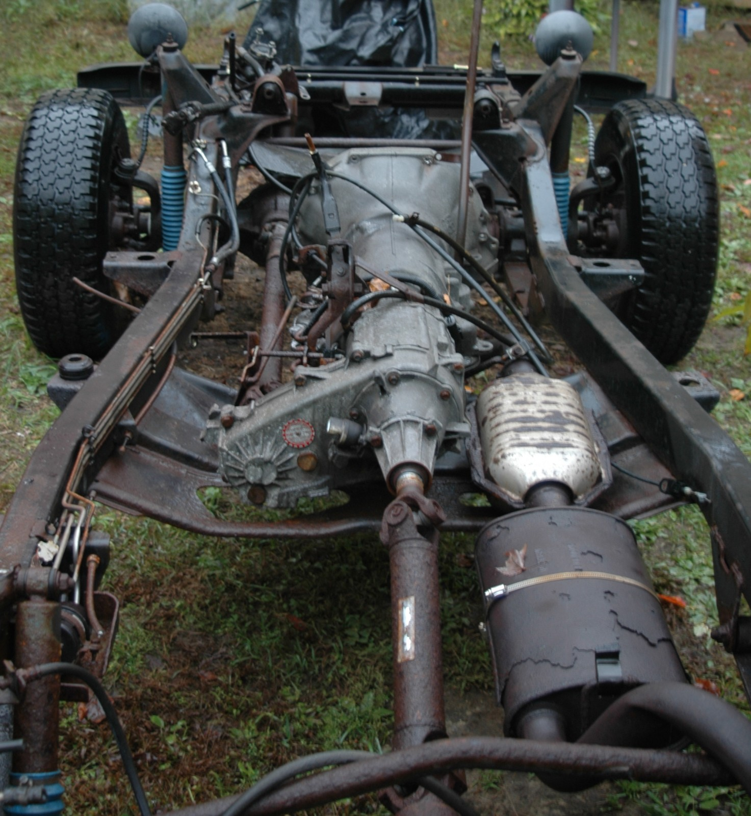 yj rehab  part 1   rebuilding a jeep yj chassis
