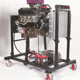 Parts Bin: Summit Racing Run-In Engine Stand