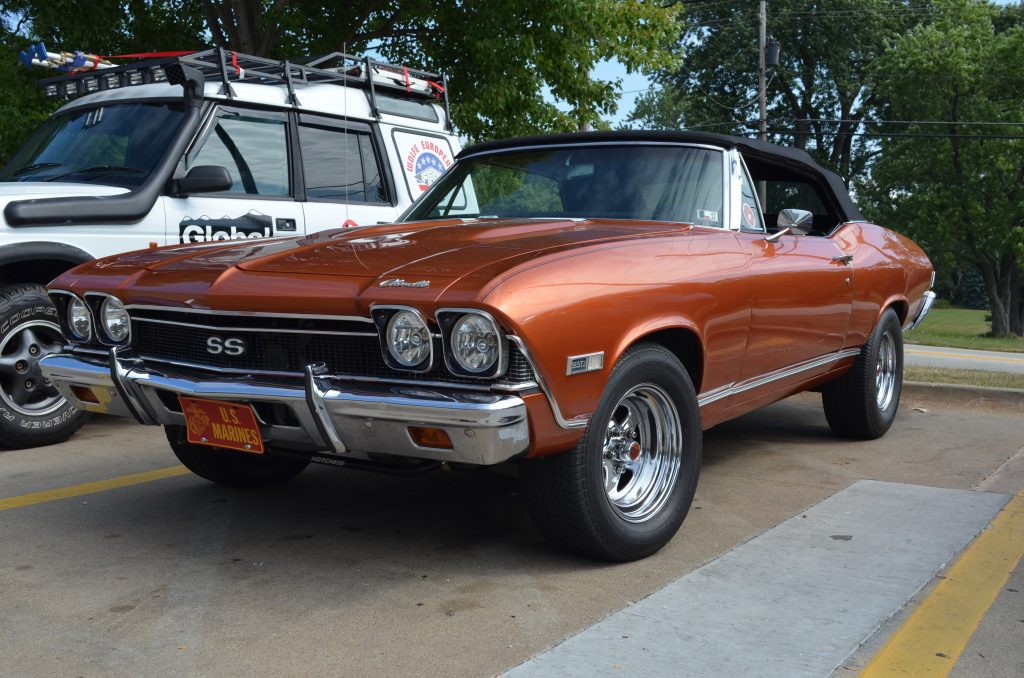 Lot Shots Find of the Week: 1968 Chevrolet Chevelle Convertible ...