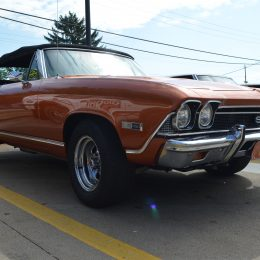 1968 chevy chevelle convertible