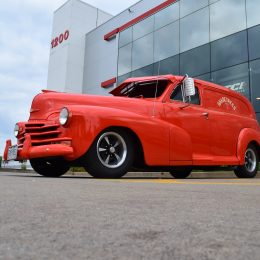 Lot Shots Find of the Week: Chevy Stylemaster Sedan Delivery